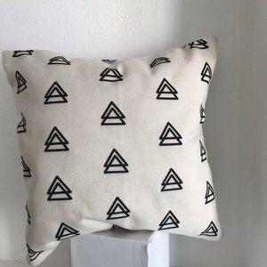 Bohemian & Modern Scandinavian Cotton Throw Pillow